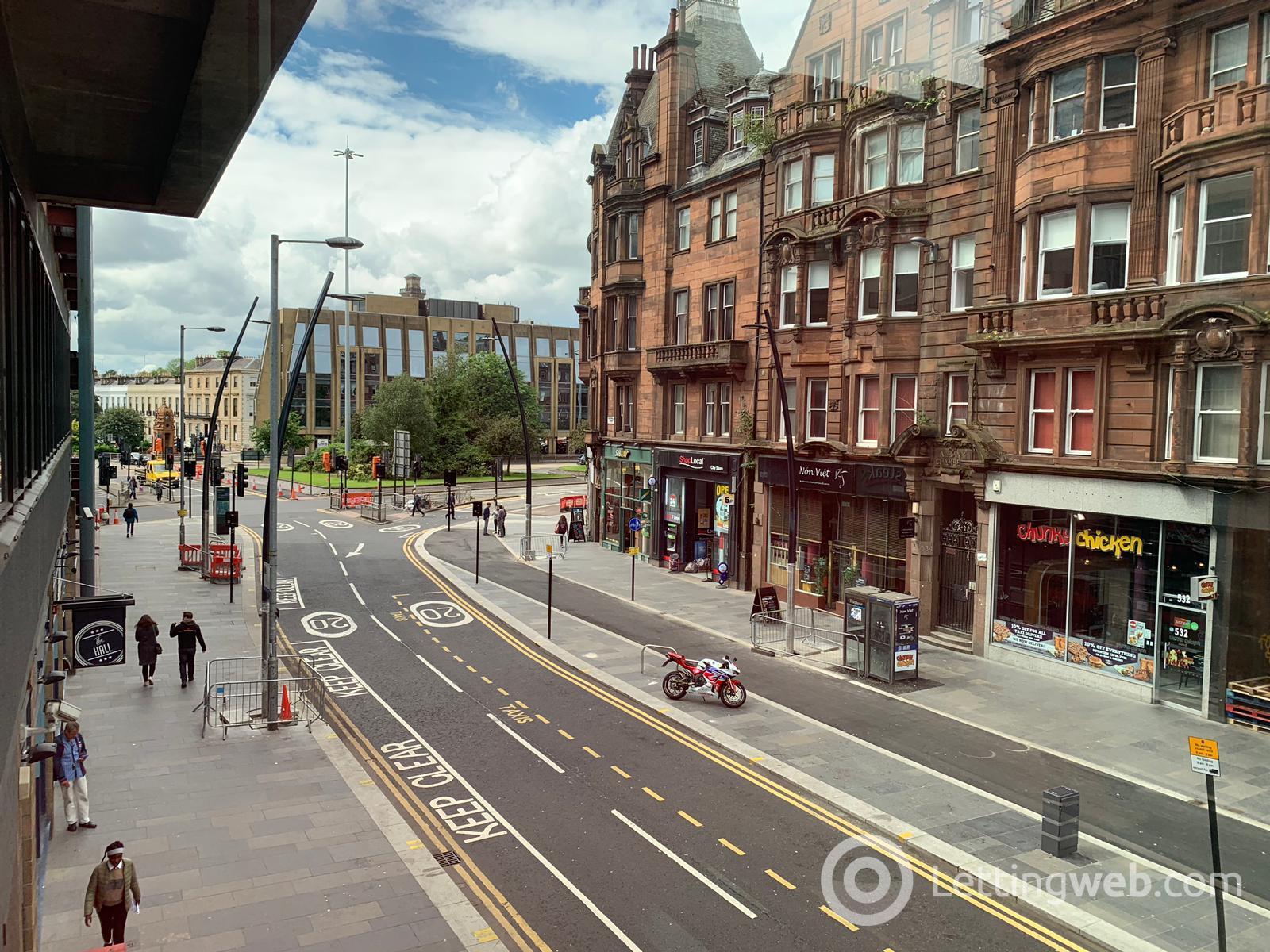 Property to rent in Newton House Student Accommodation, 457 Sauchiehall Street, Glasgow