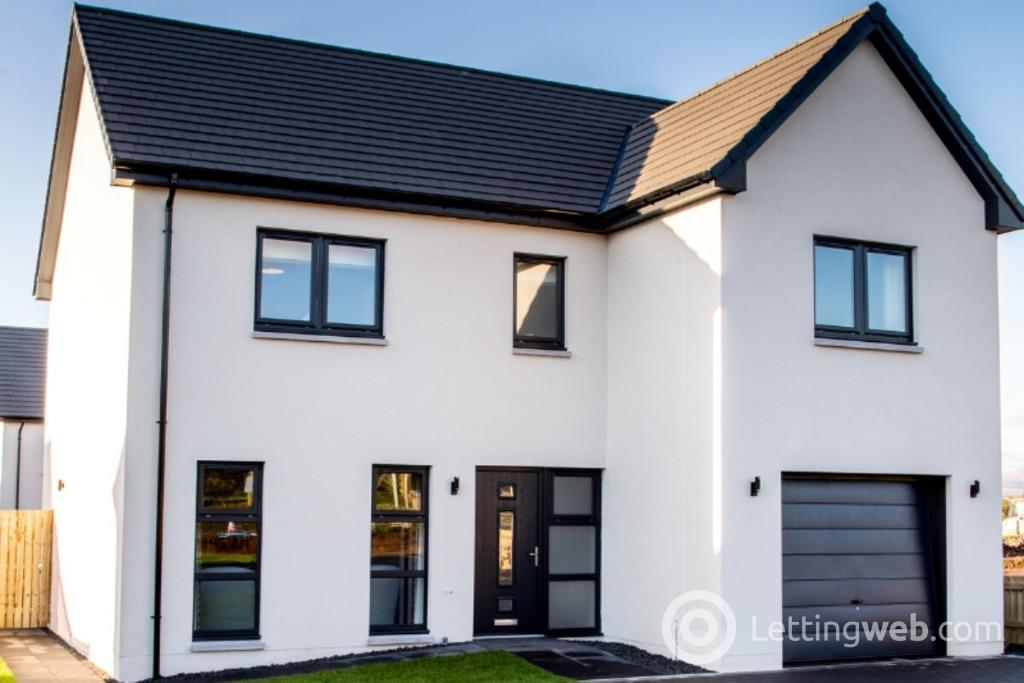Property to rent in Esk Drive, Marykirk, Laurencekirk, Aberdeenshire, AB30 1TE