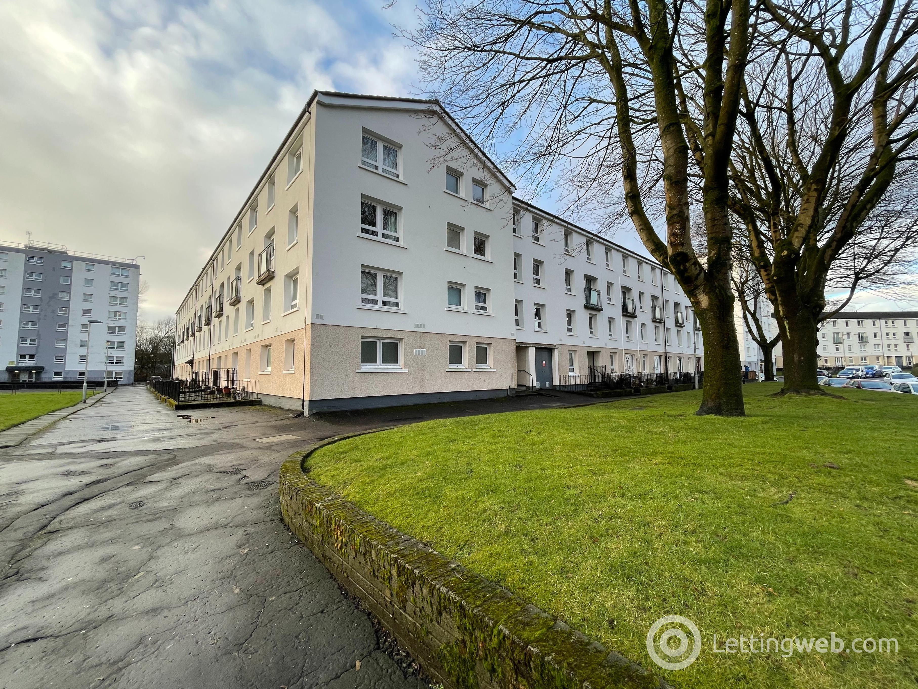 Property to rent in Gorget Quadrant, Knightswood