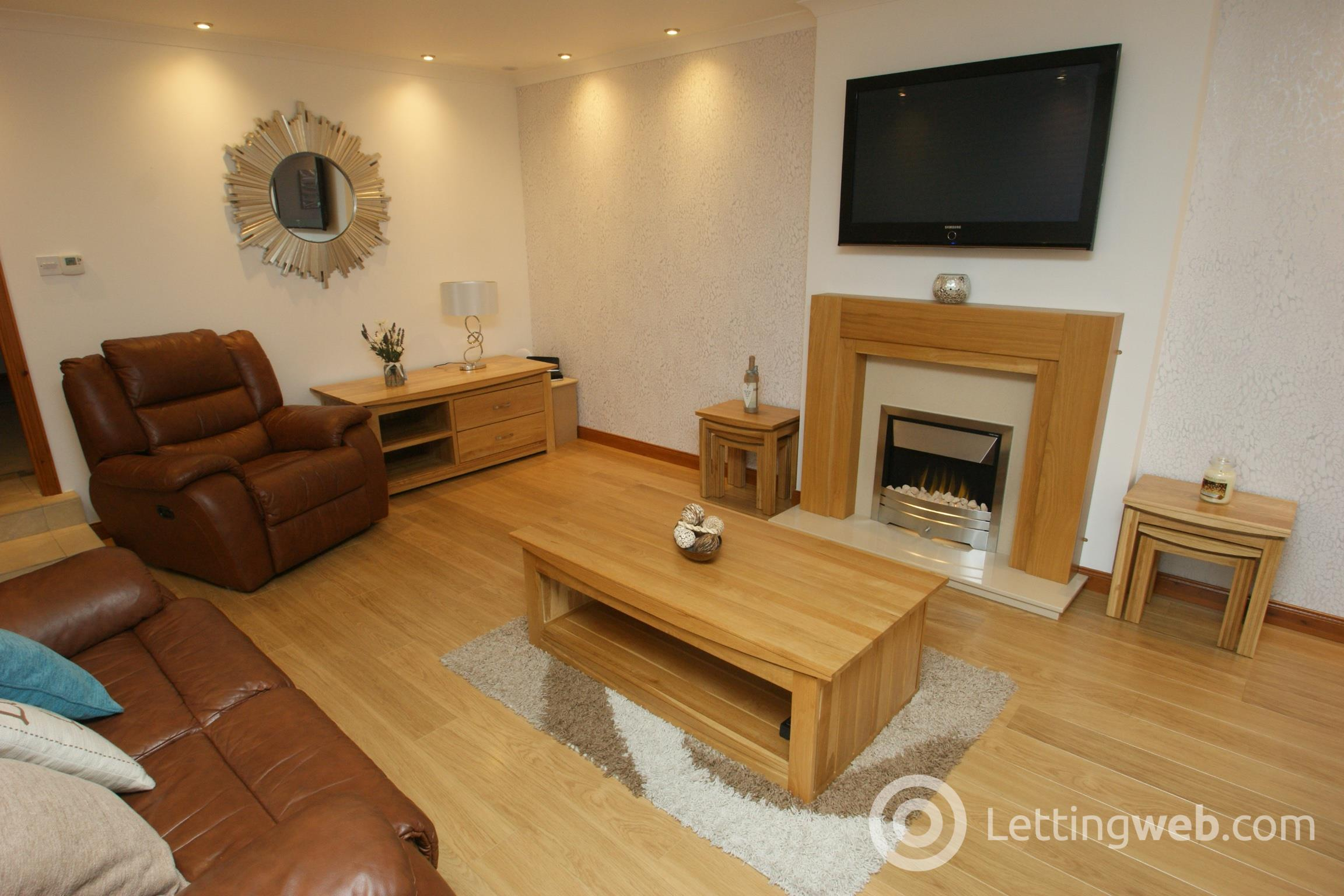 Property to rent in The Tillows, Mill Of Folla, Inverurie, Aberdeenshire AB51