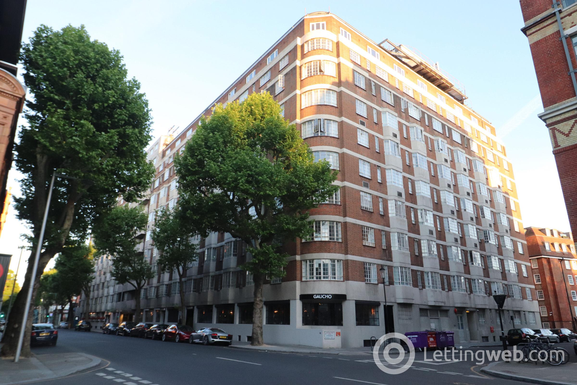 Property to rent in Chelsea Cloisters, Sloane Avenue, London SW3