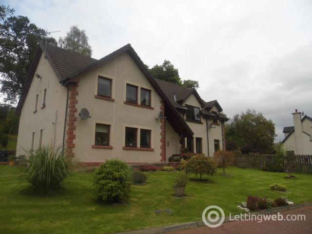Property to rent in 13 H Methven Place Cattermills croftamie G63