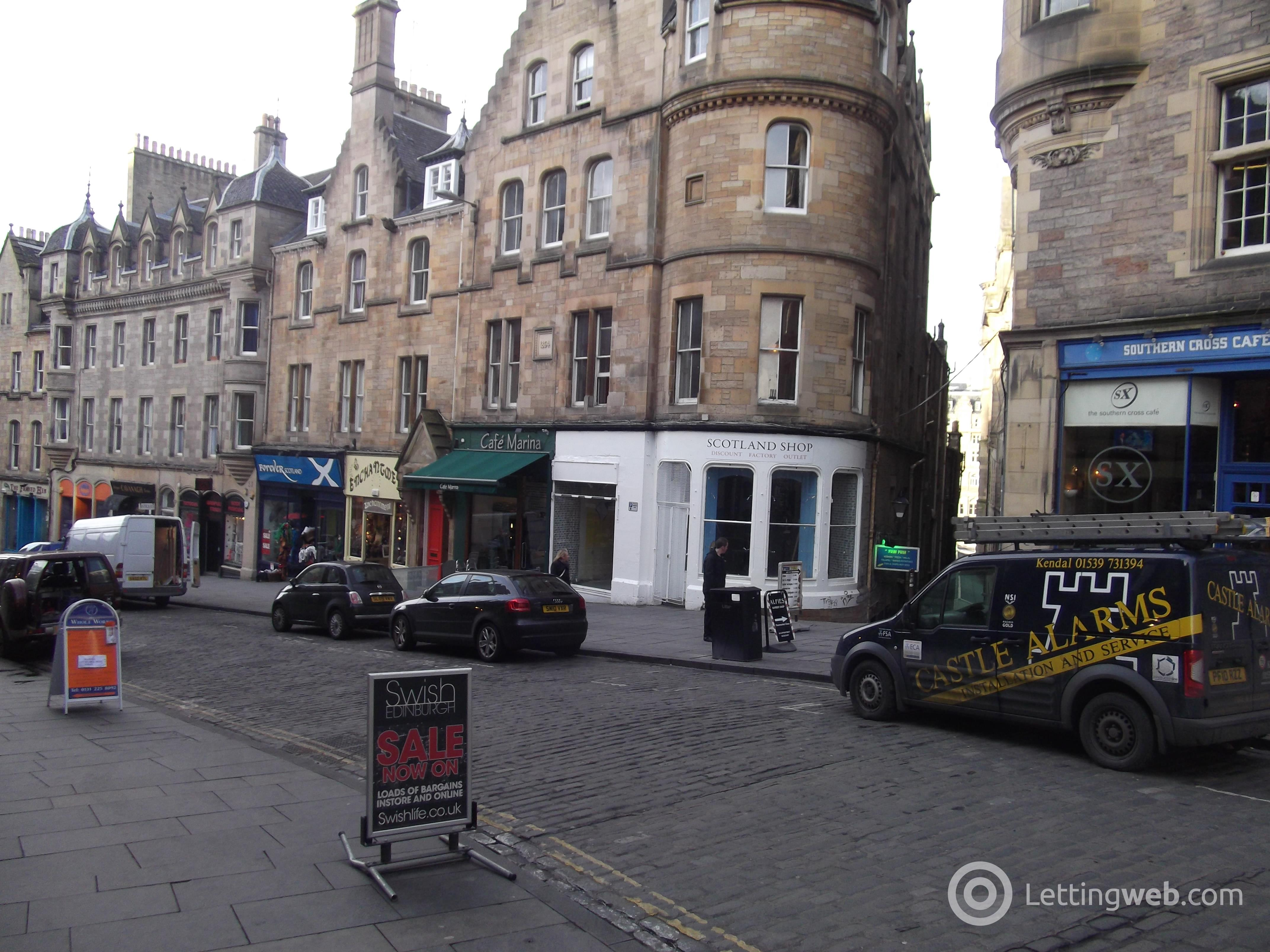 Property to rent in Cockburn Street, City Centre, Edinburgh