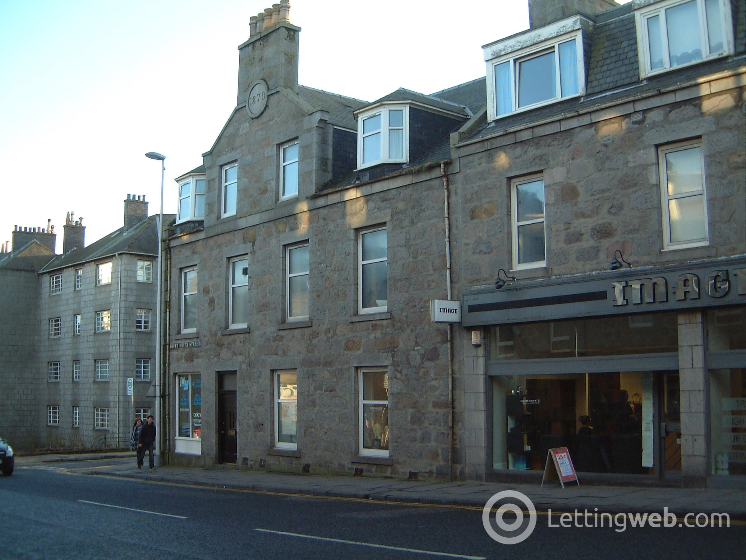 Property to rent in 25 South Mount Street Ground Floor, , Aberdeen