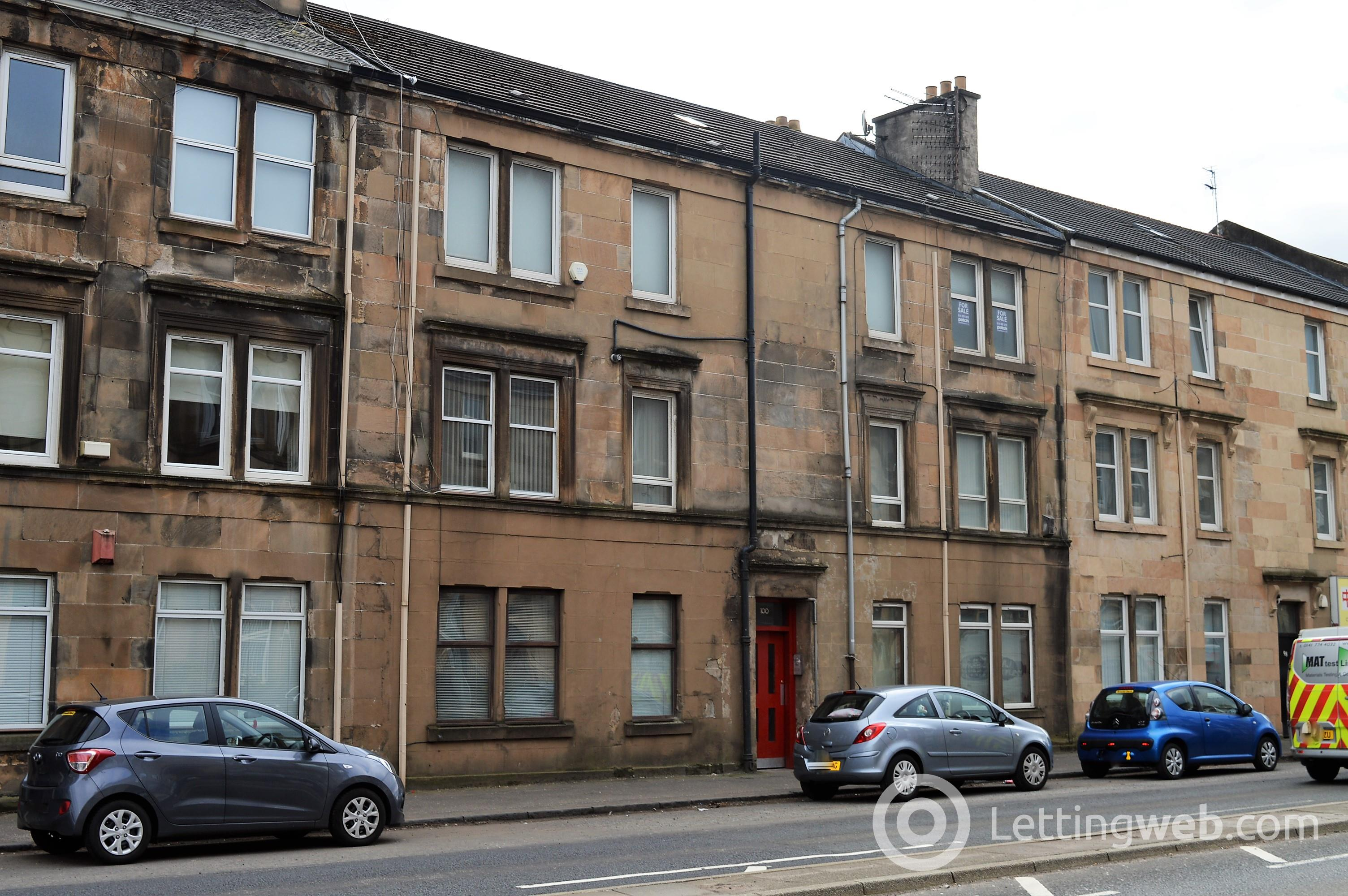 Property to rent in 100 Glasgow Road, Paisley