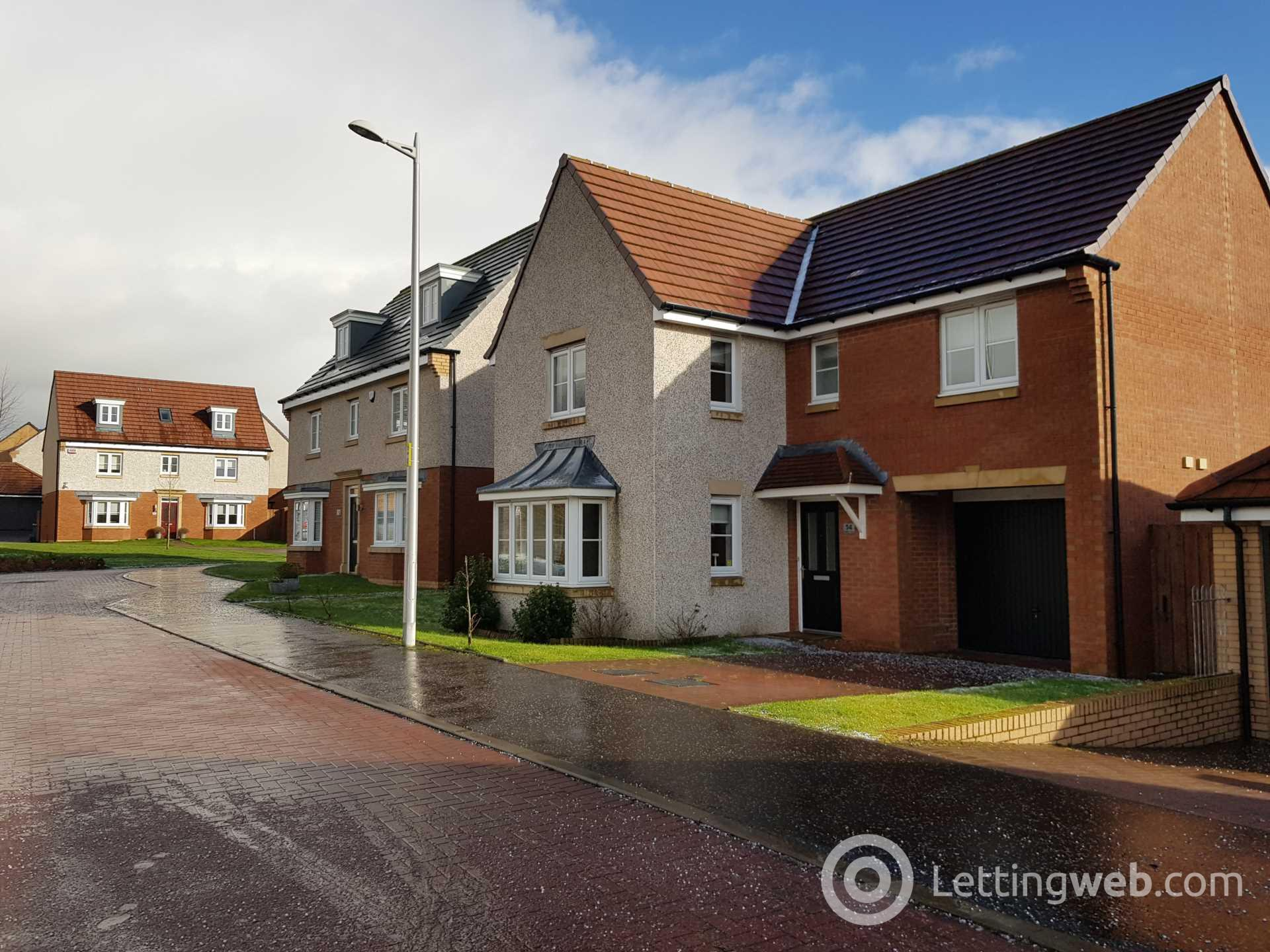 Property to rent in Pappin Drive, Motherwell