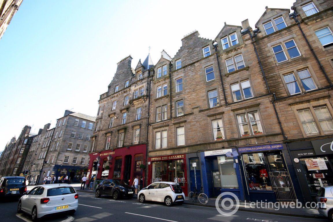 Property to rent in Jeffrey Street, Edinburgh
