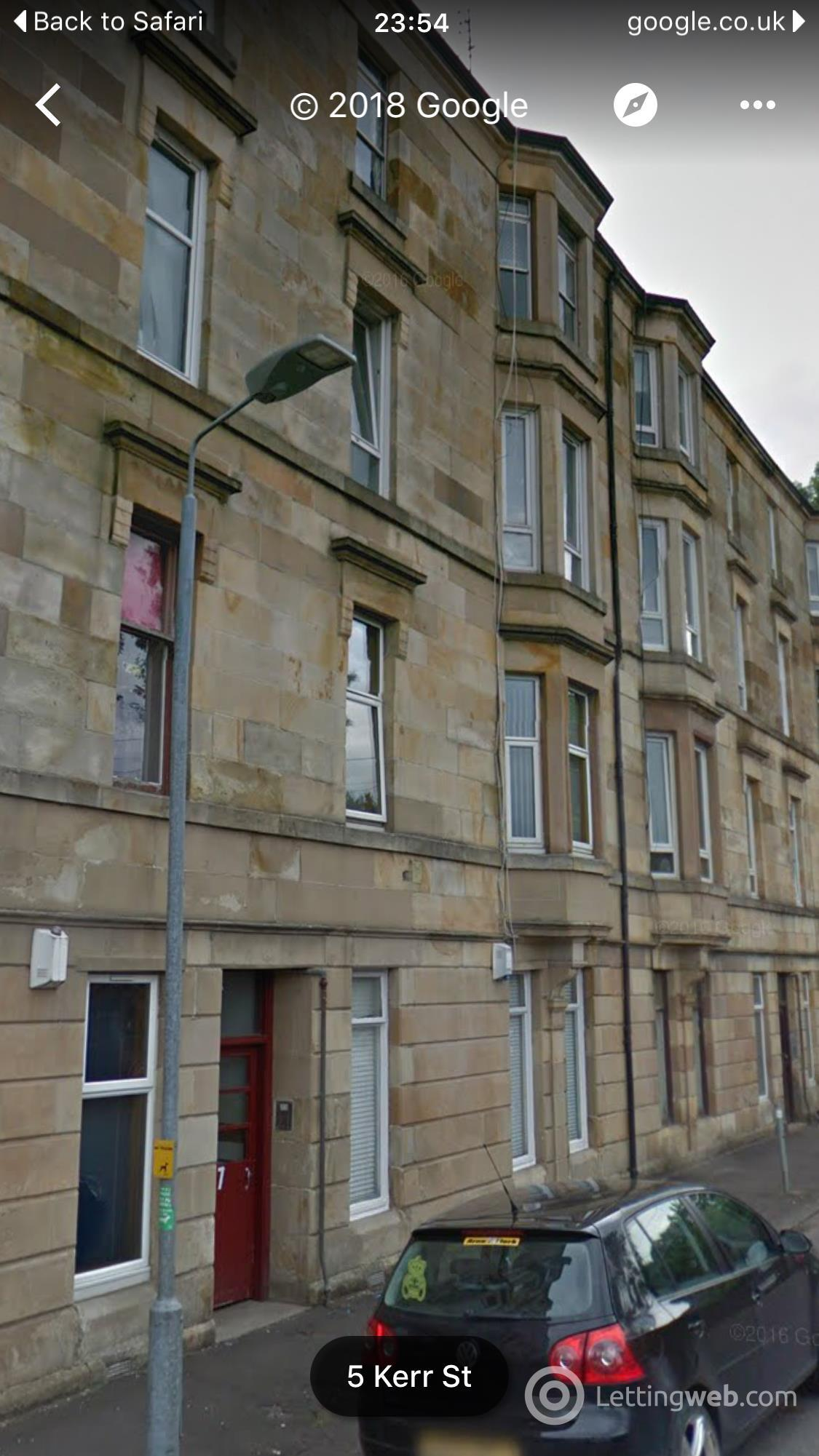 Property to rent in Kerr street, paisley
