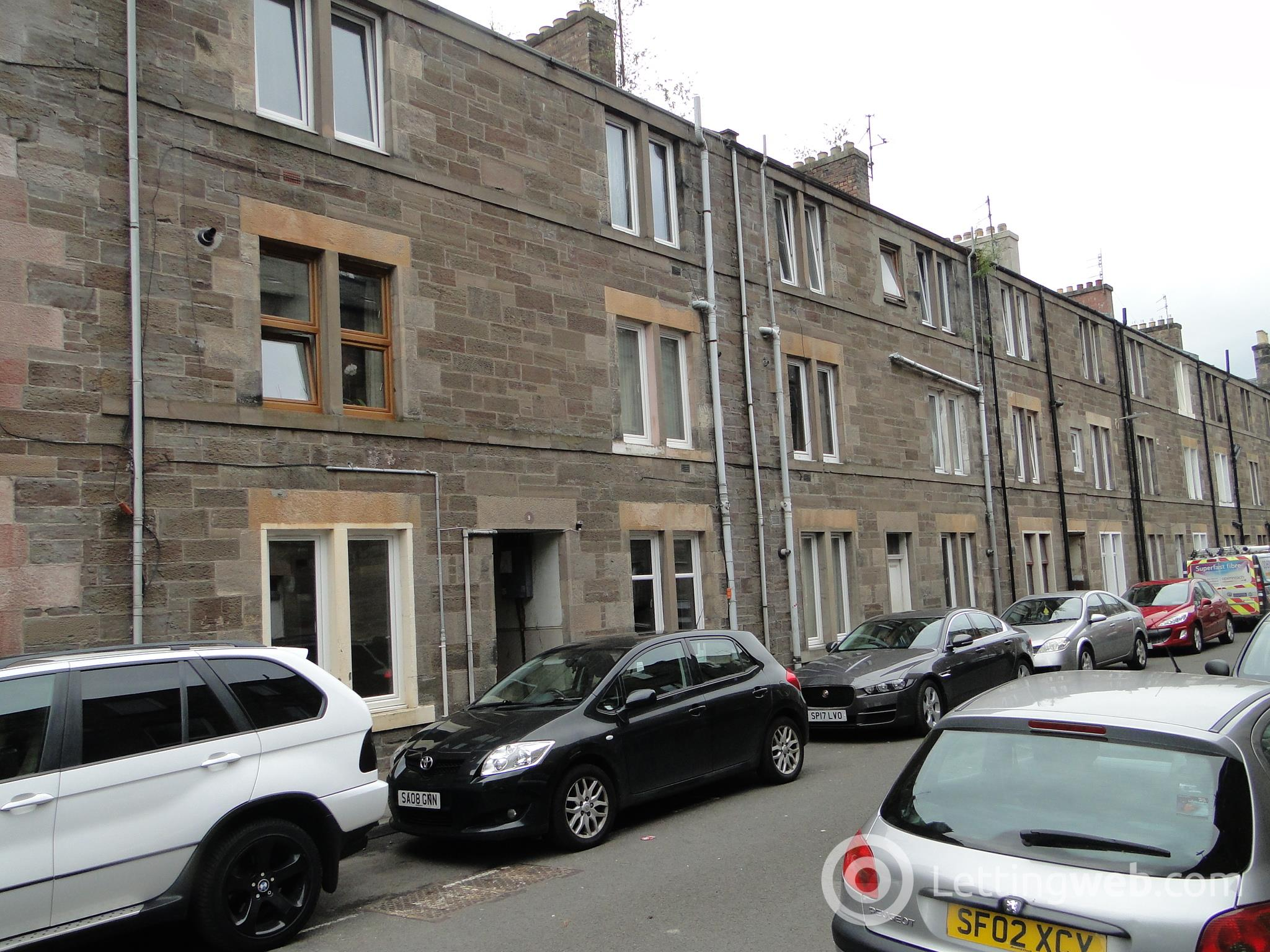 Property to rent in 9 1/1 Inchaffray Street, Perth PH1 5RU