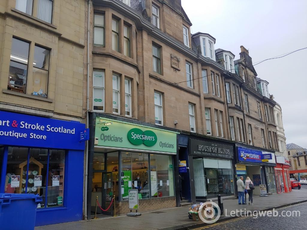 Property to rent in Murray Place, Stirling Town, Stirling, FK8 1DQ