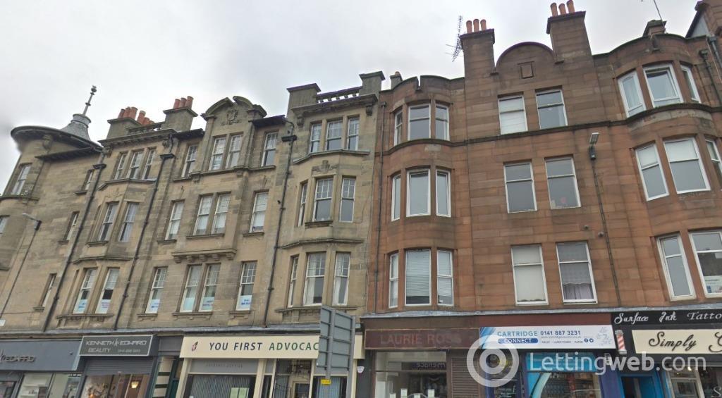 Property to rent in Causeyside Street, Paisley, Renfrewshire, PA1 1YN