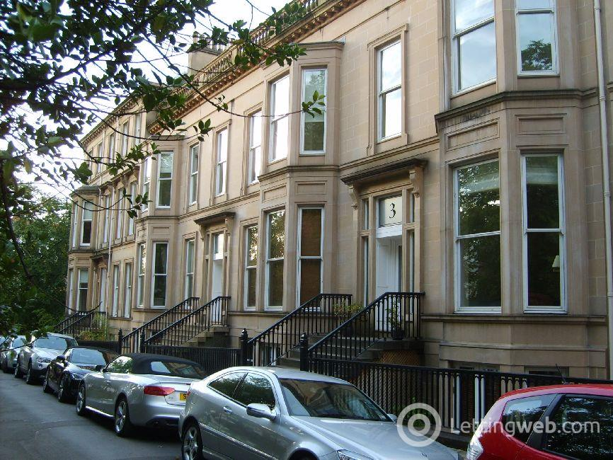Property to rent in 3 Queens Gardens, Dowanhill