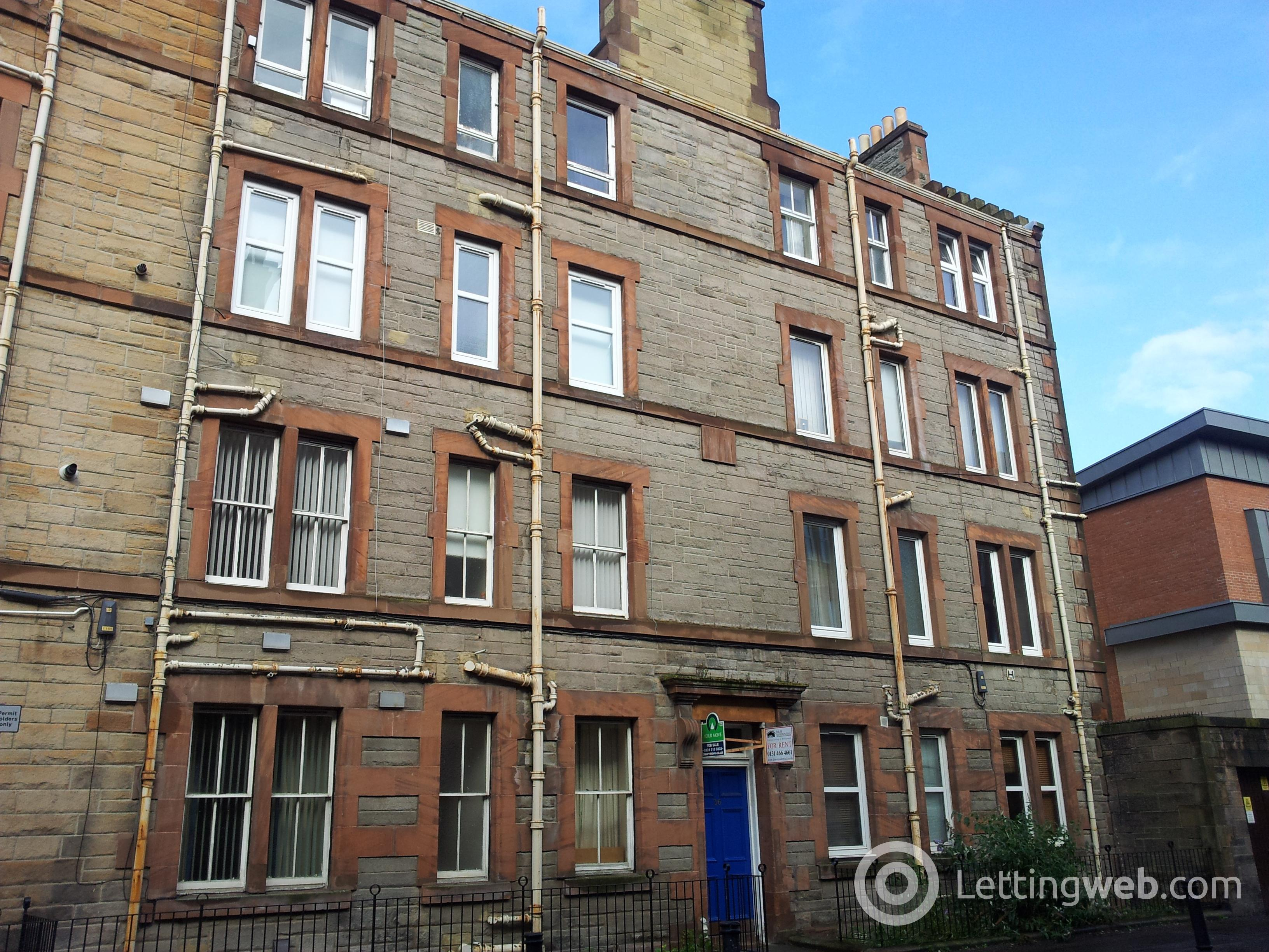Property to rent in Watson Crescent, Polwarth, Edinburgh