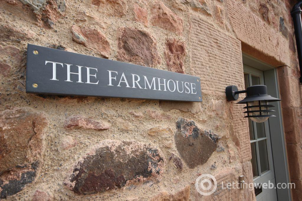 Property to rent in The Farmhouse, Fenton Brunt Steading, Innerwick, By Dunbar, EH42 1SJ