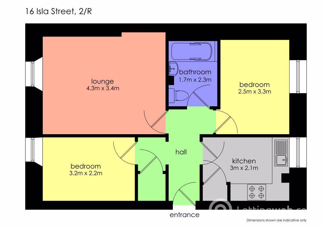 Property to rent in Isla Street, Dundee