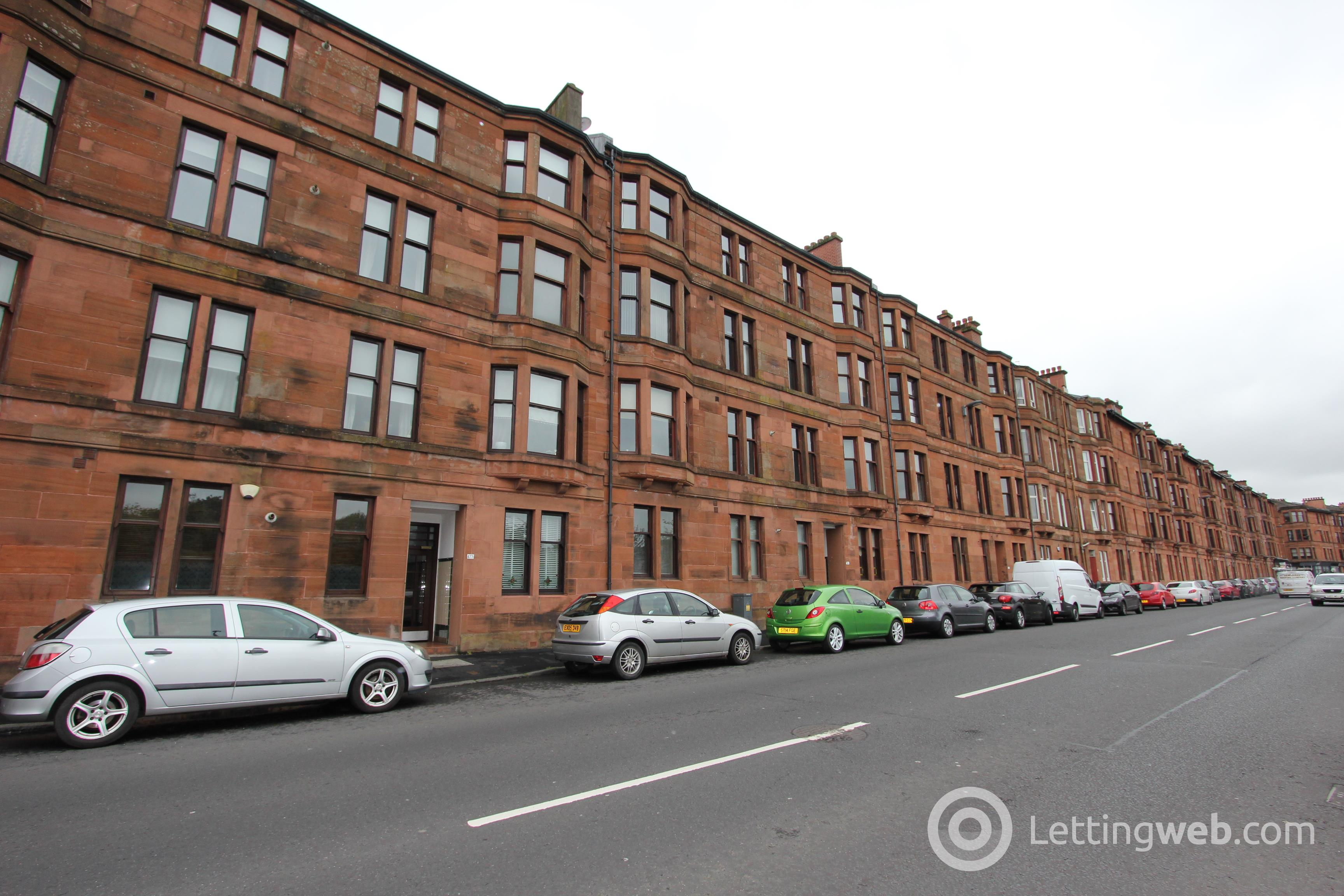 Property to rent in 185 Holmlea Road Flat 0-2 Glasgow G44 4AA