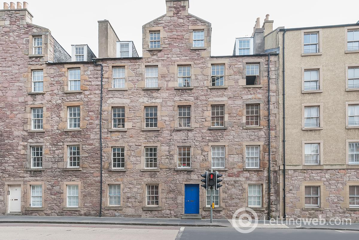 Property to rent in BUCCLEUCH STREET, Edinburgh, EH8