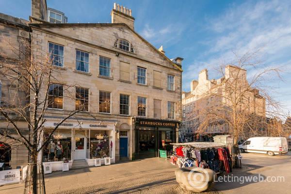 Property to rent in Hunter Square, Edinburgh, EH1