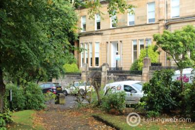 Property to rent in Cleveden Crescent, Hyndland, G12 0PB