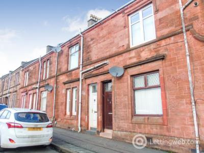 Property to rent in Alexander Street, Coatbridge, ML5 3JH