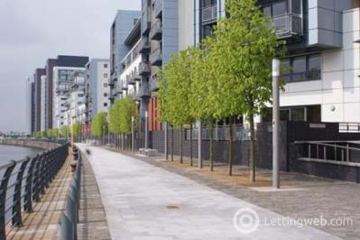 Property to rent in 312 Meadowside Quay Walk, Glasgow Harbour, G11 6AY
