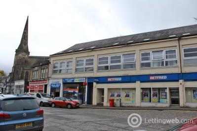 Property to rent in 105D Barnton Street, Stirling, FK8 1HJ