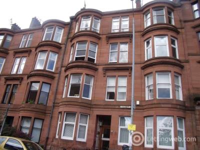 Property to rent in Lyndhust Gardens North Kelvinside Glasgow