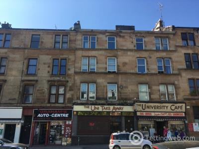 Property to rent in 1 Bed, Byres Rd