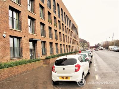 Property to rent in 23 Bedford Street South Side Glasgow