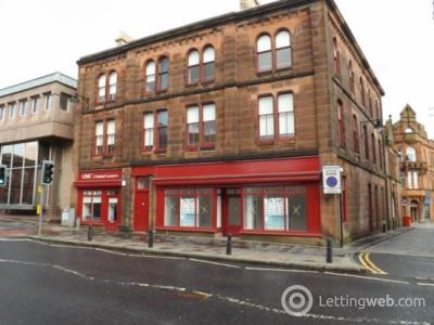 Property to rent in 102A John Finnie Street, Kilmarnock