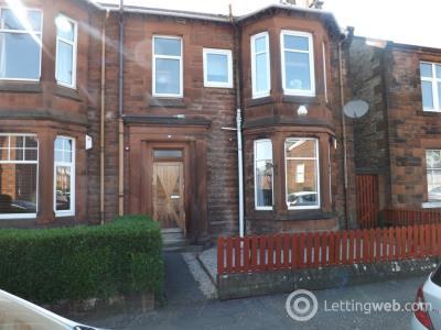 Property to rent in 47B Fullarton Street, Kilmarnock