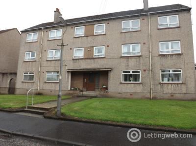 Property to rent in 4e Robertson Place, Kilmarnock