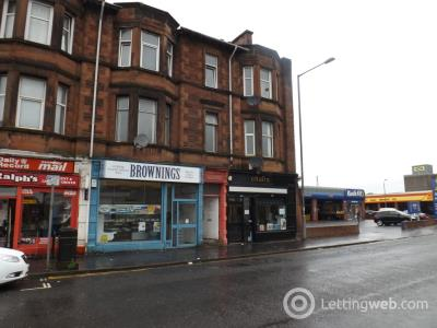 Property to rent in 37A Low Glencairn Street, Kilmarnock
