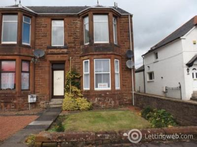 Property to rent in 121 East Main Street, Darvel, Ayrshire, KA17 0JG