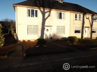 Property to rent in Wilson Avenue, Kilmarnock, Ayrshire, KA3 7AP