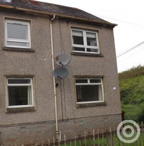 Property to rent in 24d Mill Crescent, Newmilns, KA16 9BB