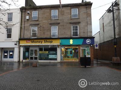 Property to rent in Flat 5, 2 Bridge Lane, Kilmarnock, KA1 1QH