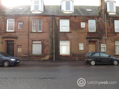 Property to rent in 57D Loudoun Road, Newmilns, KA16 9HJ