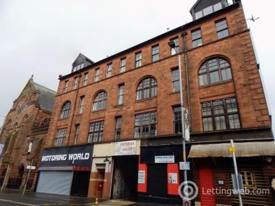 Property to rent in 229 London Road, Glasgow, G40 1PE