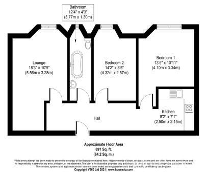 Property to rent in Belleisle Street, Glasgow, G42 8HL