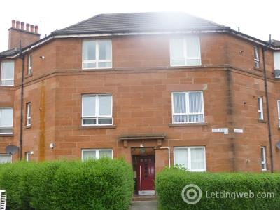 Property to rent in Large Furnished Second Floor Flat in Crosshill Glasgow South Side