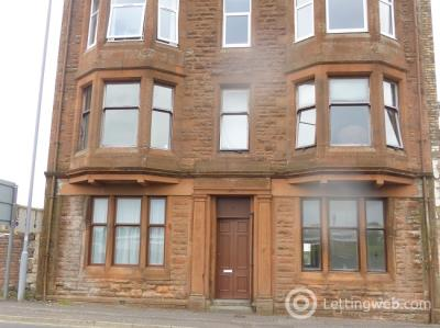 Property to rent in One Bedroom Ground Floor Unfurnished Flat in Kilmarnock