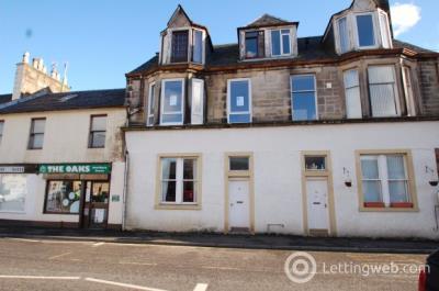 Property to rent in Main Street, Flat 1/2, Lochwinnoch, PA12