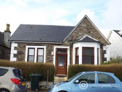 Property to rent in Parkgrove Pilot Street,  Dunoon, PA23