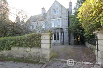 Property to rent in 3A Rubislaw Den North, Aberdeen
