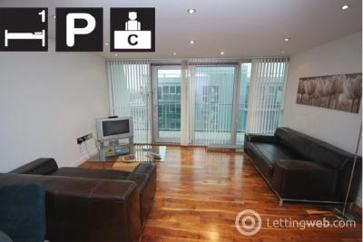 Property to rent in The Edge, Clowes Street, Salford, M3 5NB