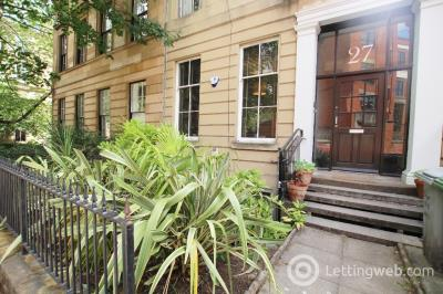 Property to rent in Oakfield Avenue , Hillhead, Glasgow, G12 8LL