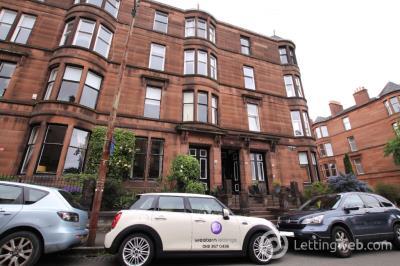 Property to rent in Wilton street, Kelvinside, Glasgow, G20 6BW