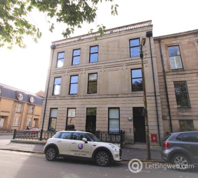 Property to rent in Belmont Crescent, Glasgow, G12 8EU