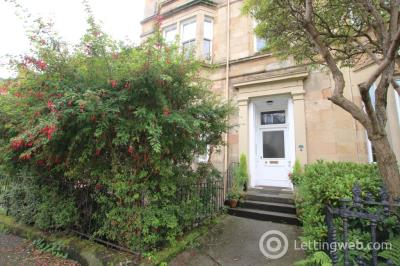 Property to rent in Loudon Terrace, Dowanhill, Glasgow, G12 9AQ